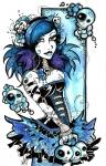 BlooOoOBlOoOo Skull