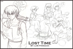 Lost Time-I wouldn't eat that
