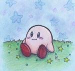 Stargazing Kirby