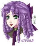 Ursula Character Design