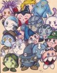 Kirby Characters 1
