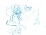 Grimmjow - Sketch