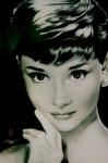 Audrey Hepburn by museforsale