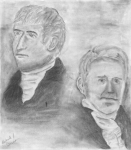 Lewis and Clark by Erigone