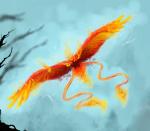 Phoenix by blueflower