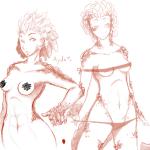 Ayda - Sketches
