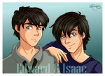 Edward & Isaac