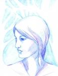 Elvish Portrait