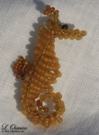 Bead Seahorse 1