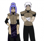 Kasuga's Parents