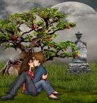 Cemetary Kiss