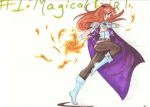 Magical Girl: Lina Inverse