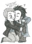 Holmes Watson GOTCHA