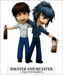 Rikster and Rexter
