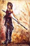 Ms Aeris by selphiroth