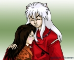 IY - Rin and Inuyasha