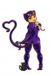 Catwoman Tattoo