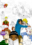 Friend collage by Tacom33t