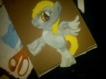 Filly Derpy Hooves J.P.D.