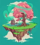 floating island - 1