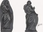 Castlevania Statues Practice