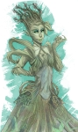Sylvari Lady Brambleshade