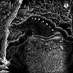 Duende negro (portrait)