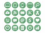 Flat Icon for Business