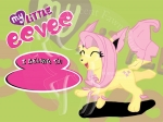 Fluttershy the Leafeon