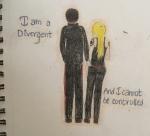Divergents - Tris and Four