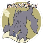 My PaperDemon Icon