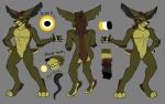 Character sheet - Savage Bunny