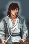 JI CHANG WOOK as Warrior Baek