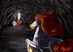 Inuyasha vs Entei