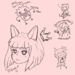 ni no kuni 2 doodles