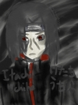 Akatsuki Sketch Set: Itachi