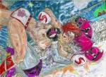 Sakura Kasugano vs. Jinx