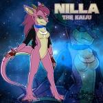 Nilla The Kaiju (Sonic OC)