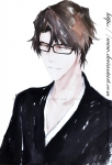 Aizen Sosuke -  The Scholar
