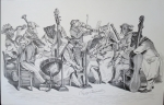 vintage animal band