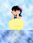 GokuxChiChi Magical Adventure