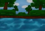 Lake Sketch
