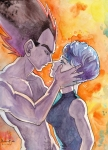 Vegeta and Bulma Passion