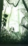Green Jungle by Sliverbane