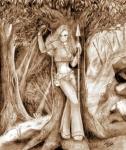 Elf Girl by Perplexity