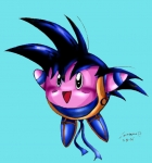 Goku Kirby!
