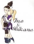 Ino x Shikano