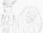 Dosu and Zaku by 1028