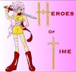 Heroes of Time-elf: color-1 by Nakiechef
