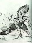 The battle rains blood